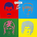 QUEEN / Hot Space