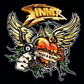 SINNER / Crash And Burn